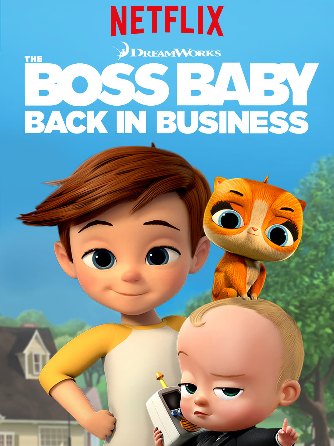 The Boss Baby: Back in Business Season 2 Complete
