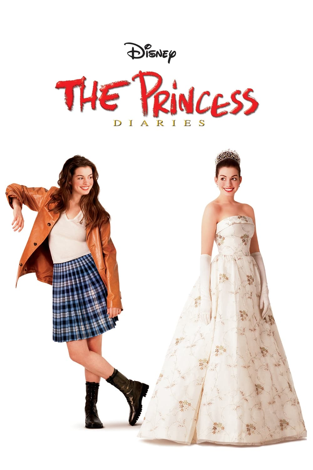 The Princess Diaries (2001) - Posters — The Movie Database