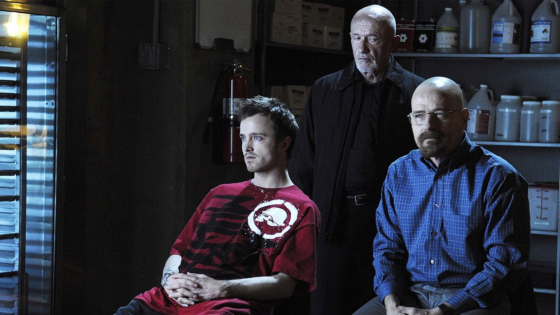 Breaking Bad – Saison 4 Streaming HD