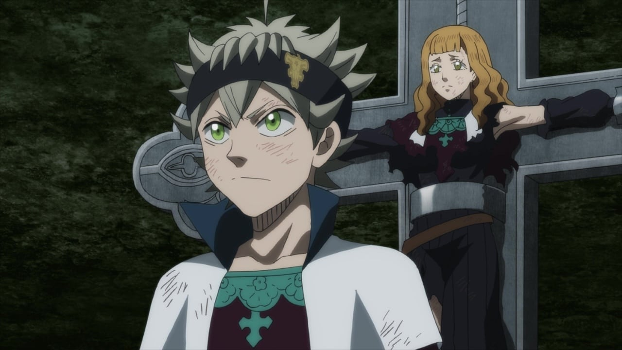 Black Clover Season 1 :Episode 99  The Desperate Path Toward Survival