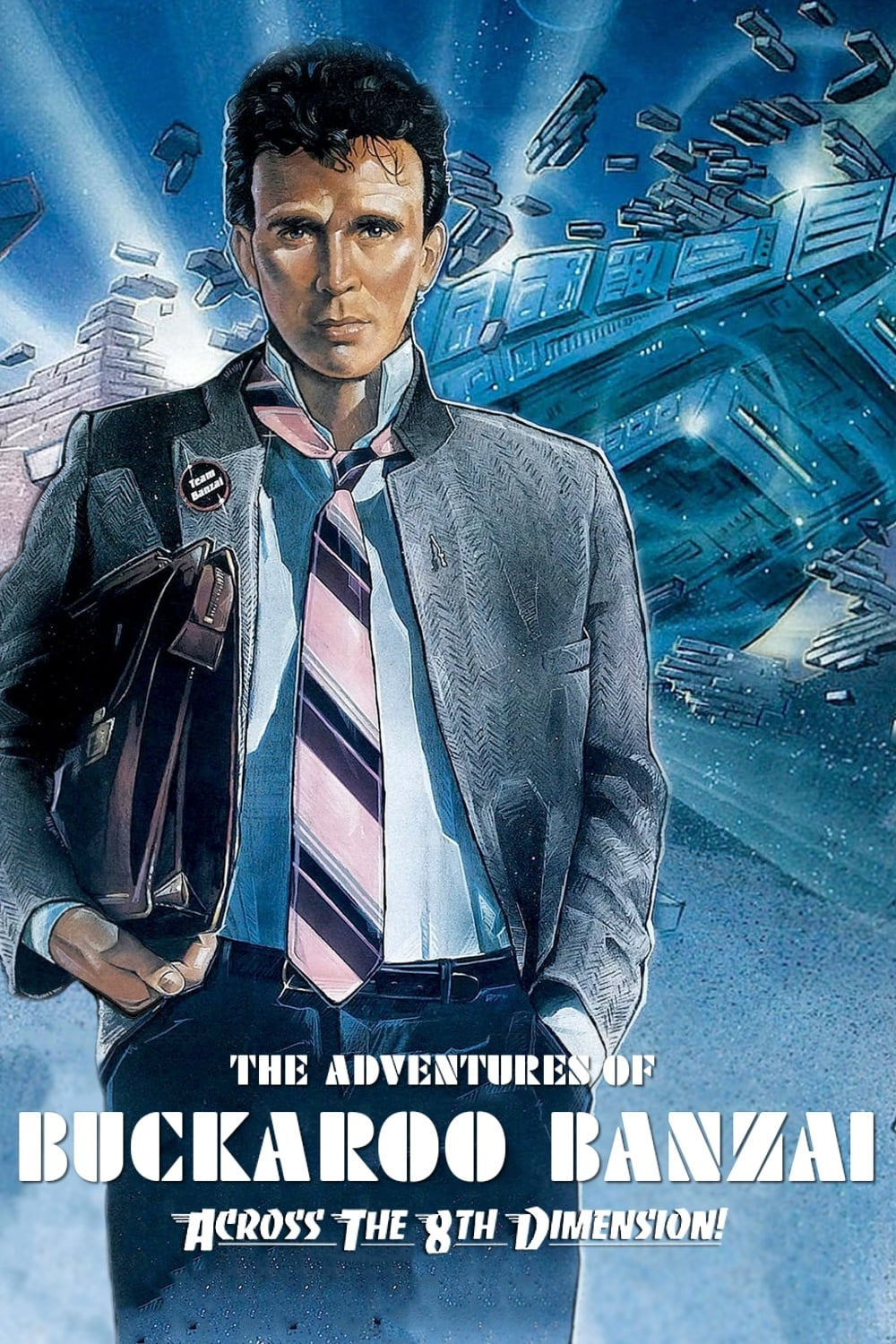 Watch The Adventures of Buckaroo Banzai Across the 8th Dimension Online
