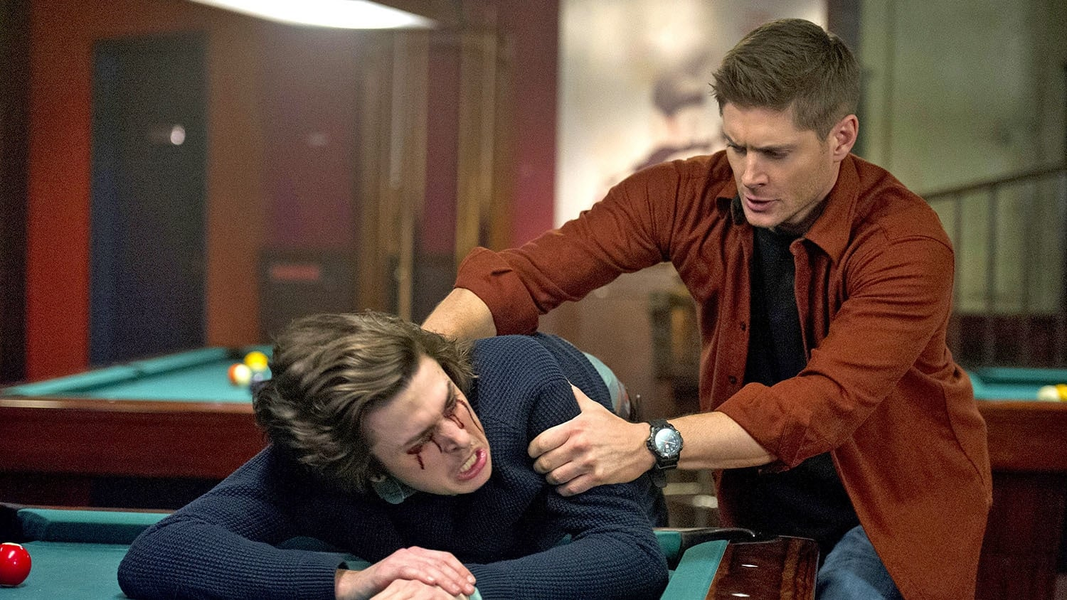 Supernatural Season 10 :Episode 17  Inside Man