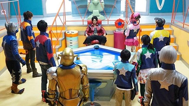 Super Sentai Season 41 :Episode 32  Orion, Into Eternity!