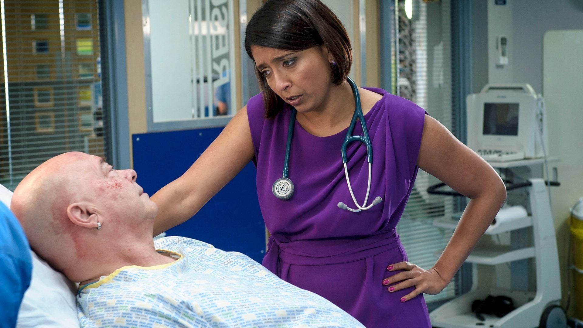 Casualty Season 29 :Episode 27  Something Borrowed, Something Blue