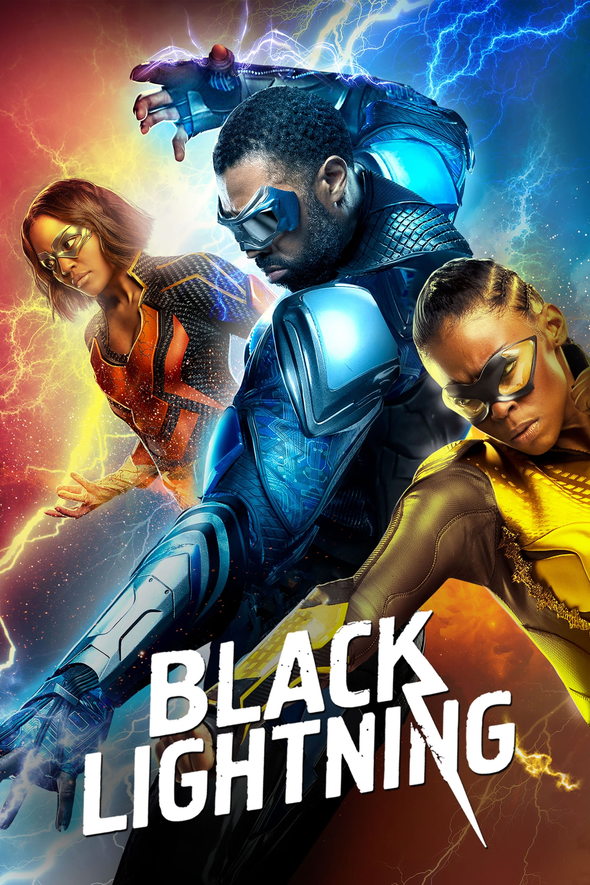 Legenda Black Lightning S03E01