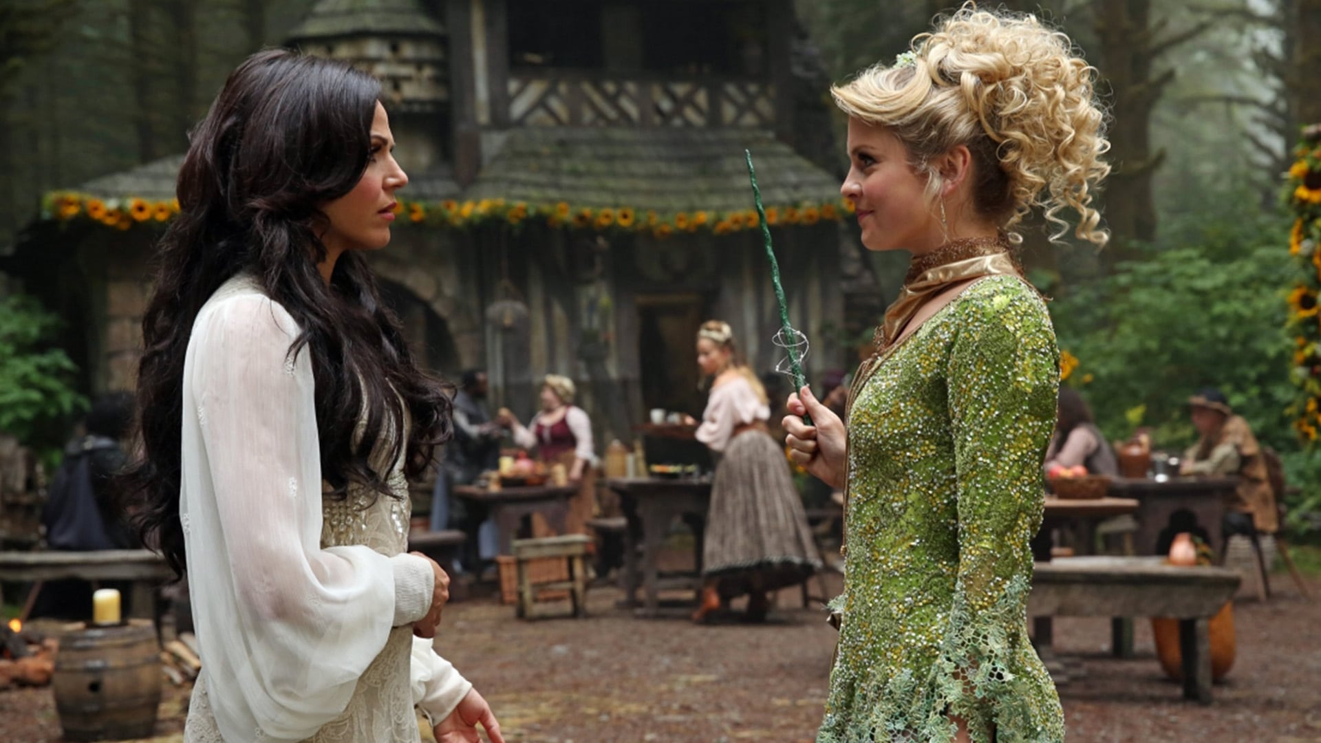 Once Upon a Time Season 3 :Episode 3  Quite a Common Fairy