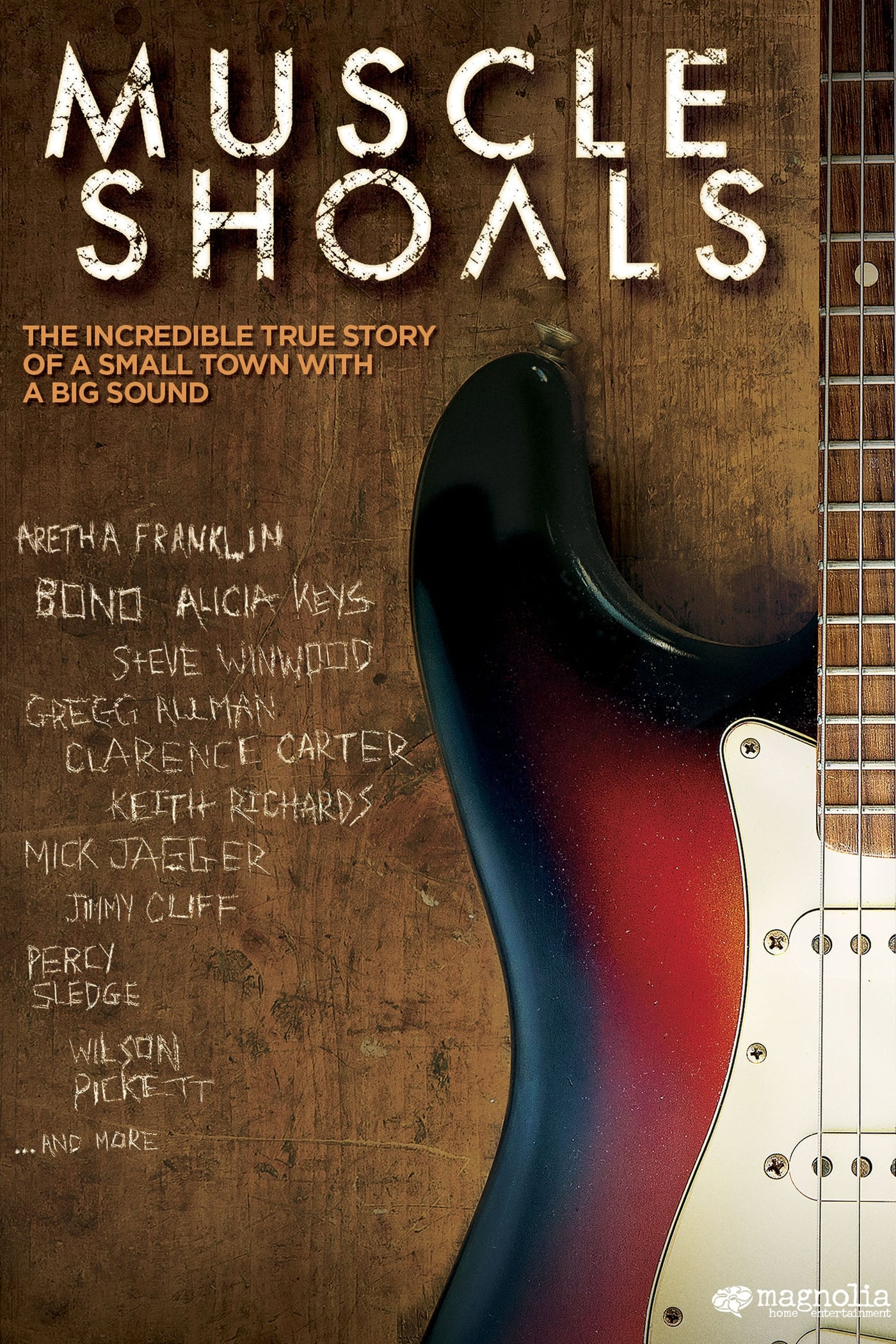 Muscle Shoals on FREECABLE TV
