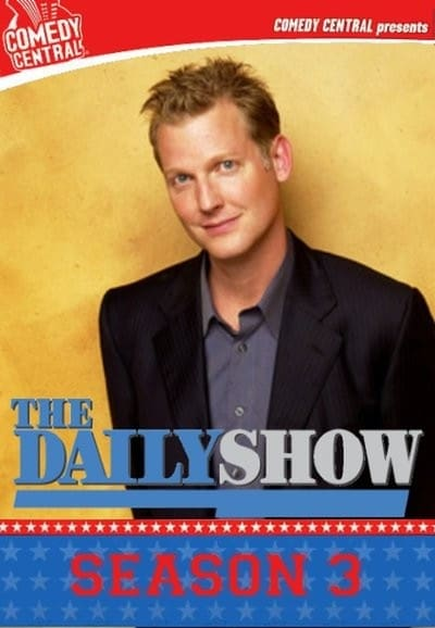 The Daily Show Season 3
