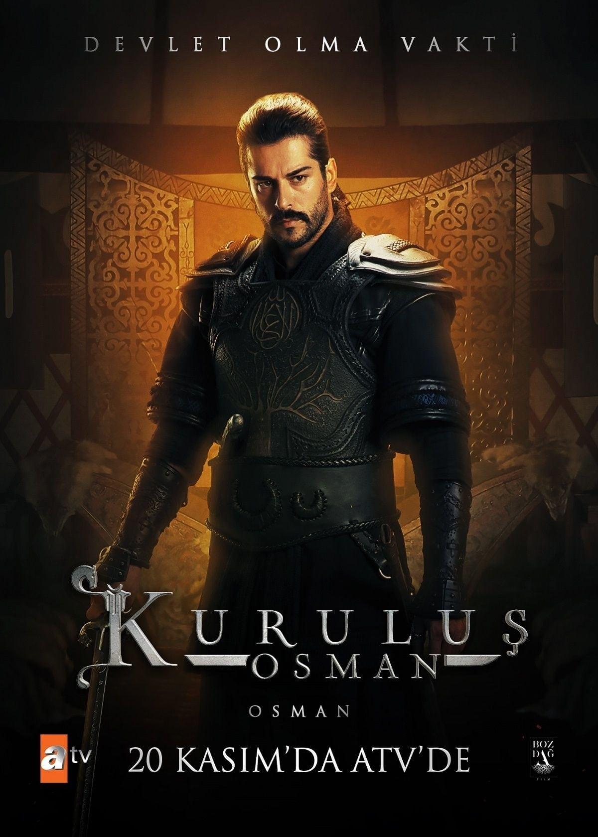 Kurulus Osman a.k.a Themelimi Osman