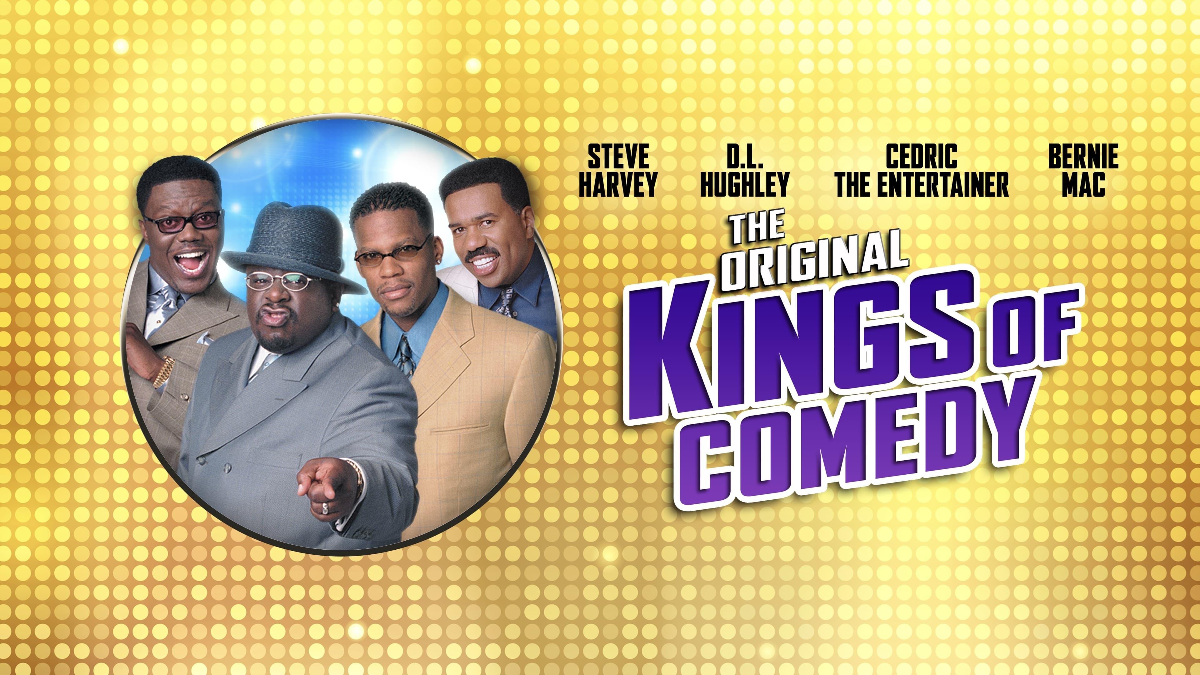 The Original Kings of Comedy