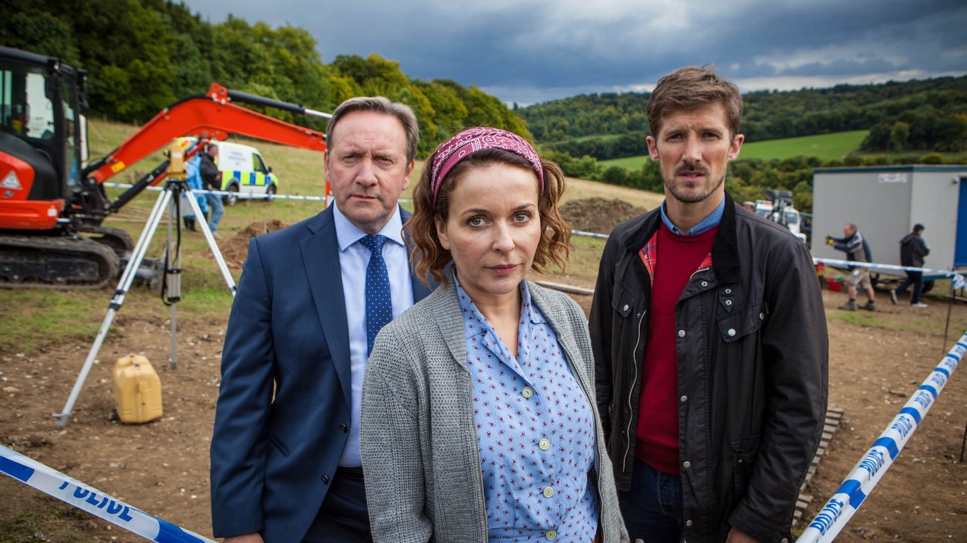 Midsomer Murders Season 18 :Episode 5  Saints and Sinners