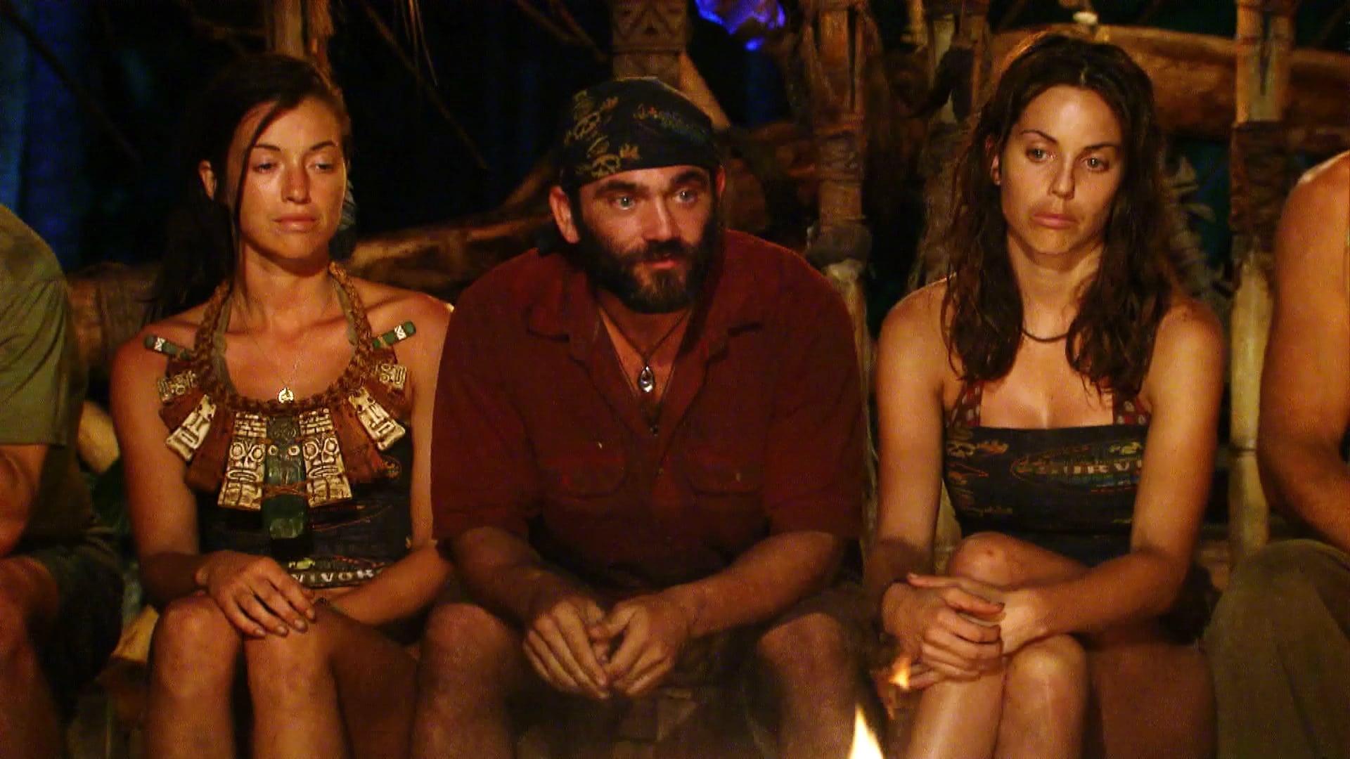 Survivor Season 20 :Episode 12  A Sinking Ship