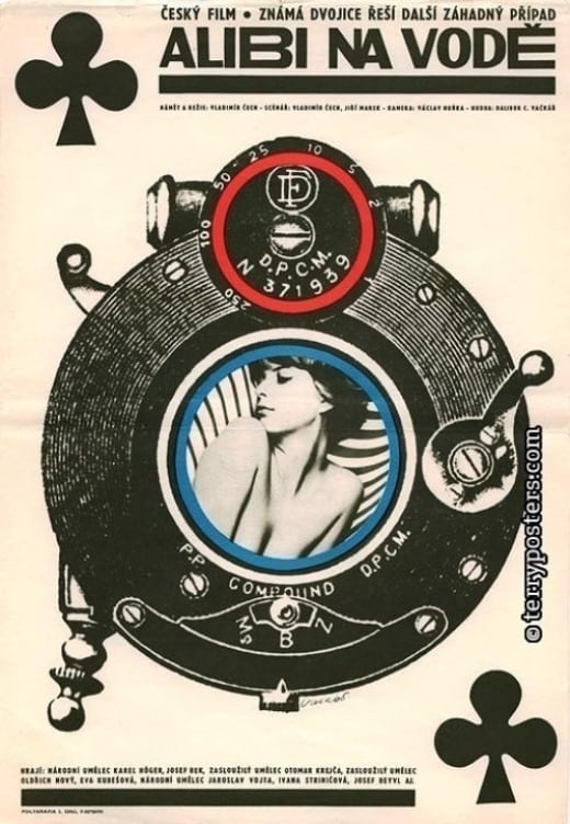 Ver Alibi na vod? Online HD Español (1966)