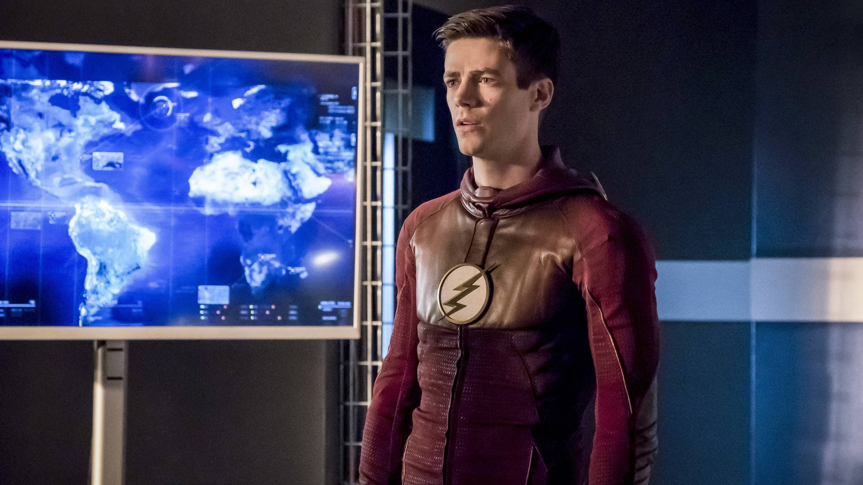 The Flash Season 3 :Episode 23  Finish Line