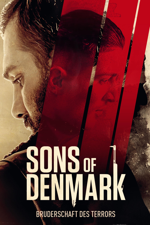 capa Filhos da Dinamarca