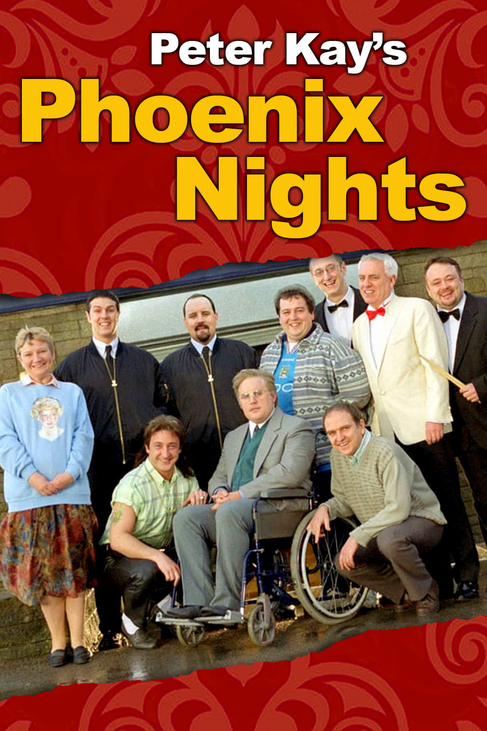 Phoenix Nights TV Shows About Northern England
