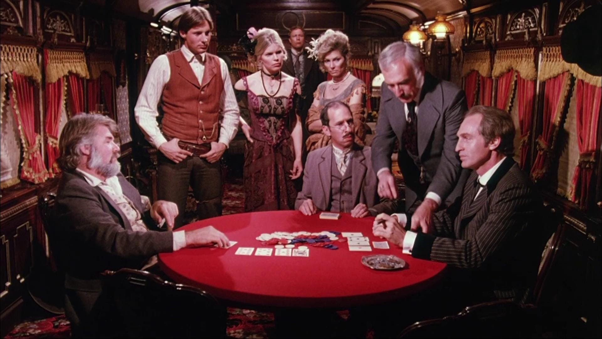 Kenny Rogers as The Gambler (1980) - Backdrops — The Movie ...