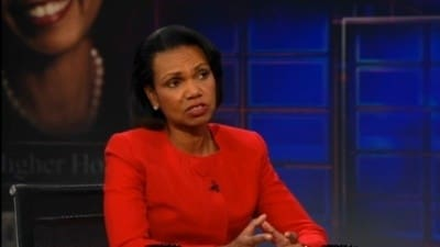 The Daily Show with Trevor Noah Season 17 :Episode 14  Condoleezza Rice