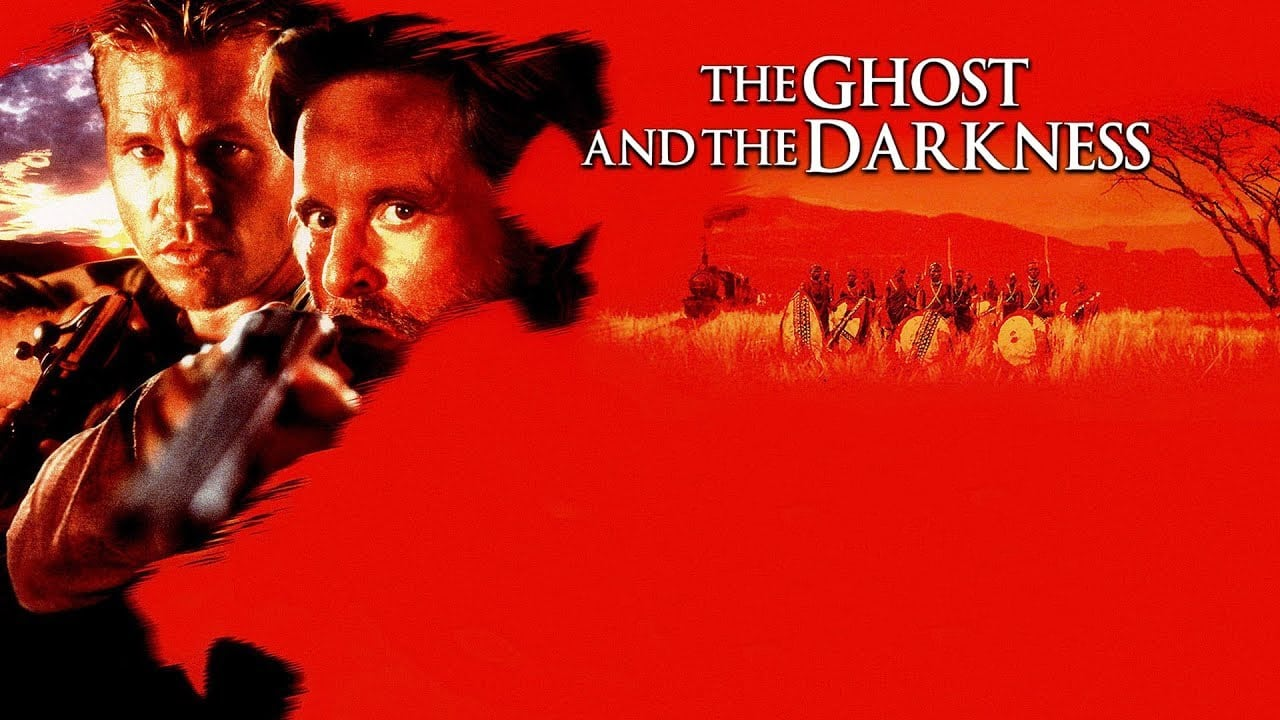 The Ghost and the Darkness (1996) Full Movie
