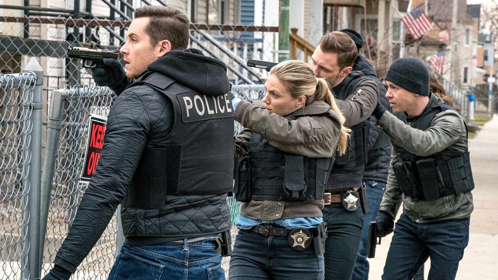 Chicago P.D. Season 5 :Episode 19  Payback