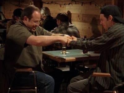 Corner Gas Season 2 :Episode 2  Wedding Card
