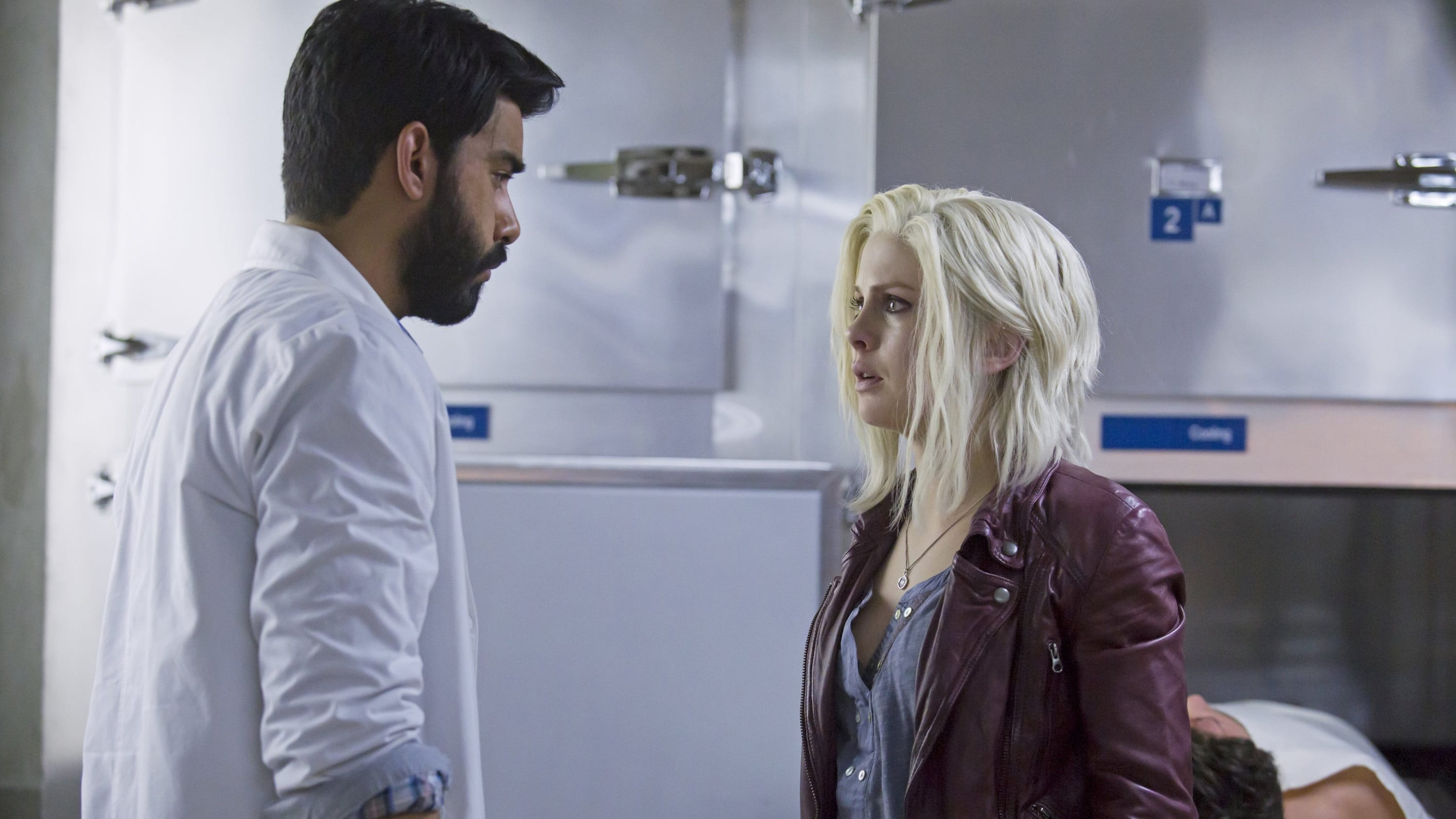 iZombie Season 1 :Episode 10  Mr. Berserk