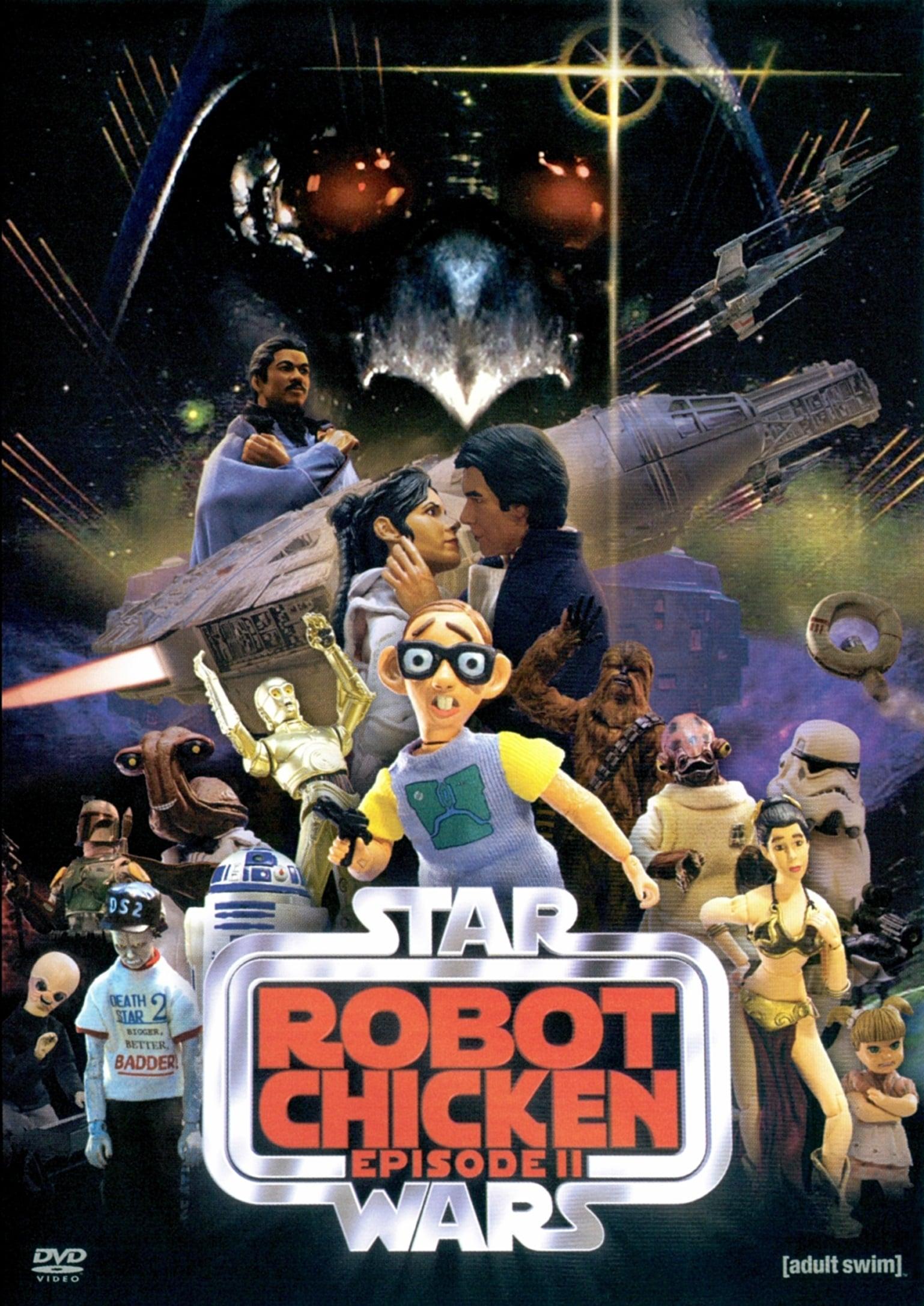 Robot Chicken: Star Wars Episode II (2008)