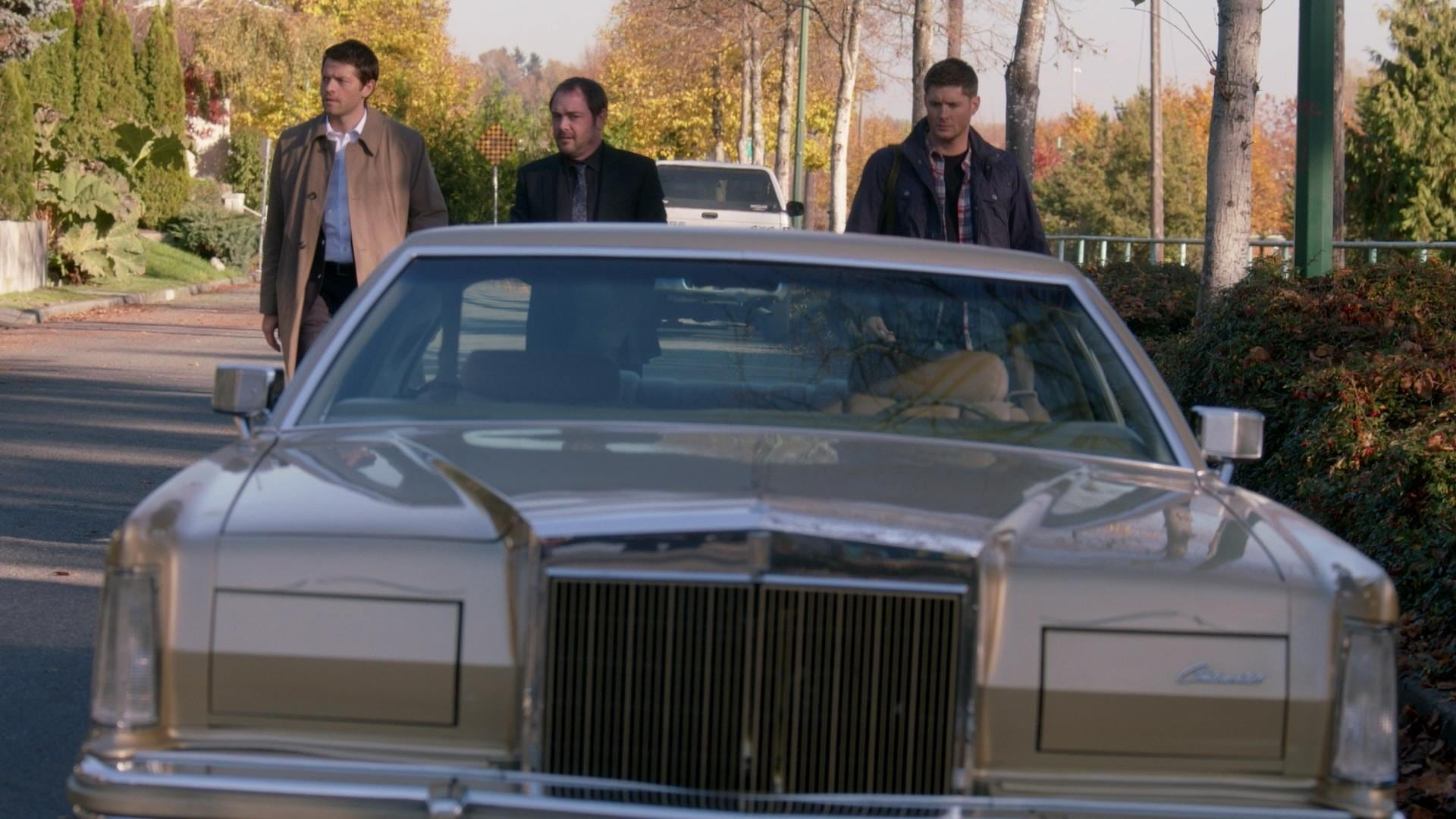 Supernatural Season 9 :Episode 10  Road Trip