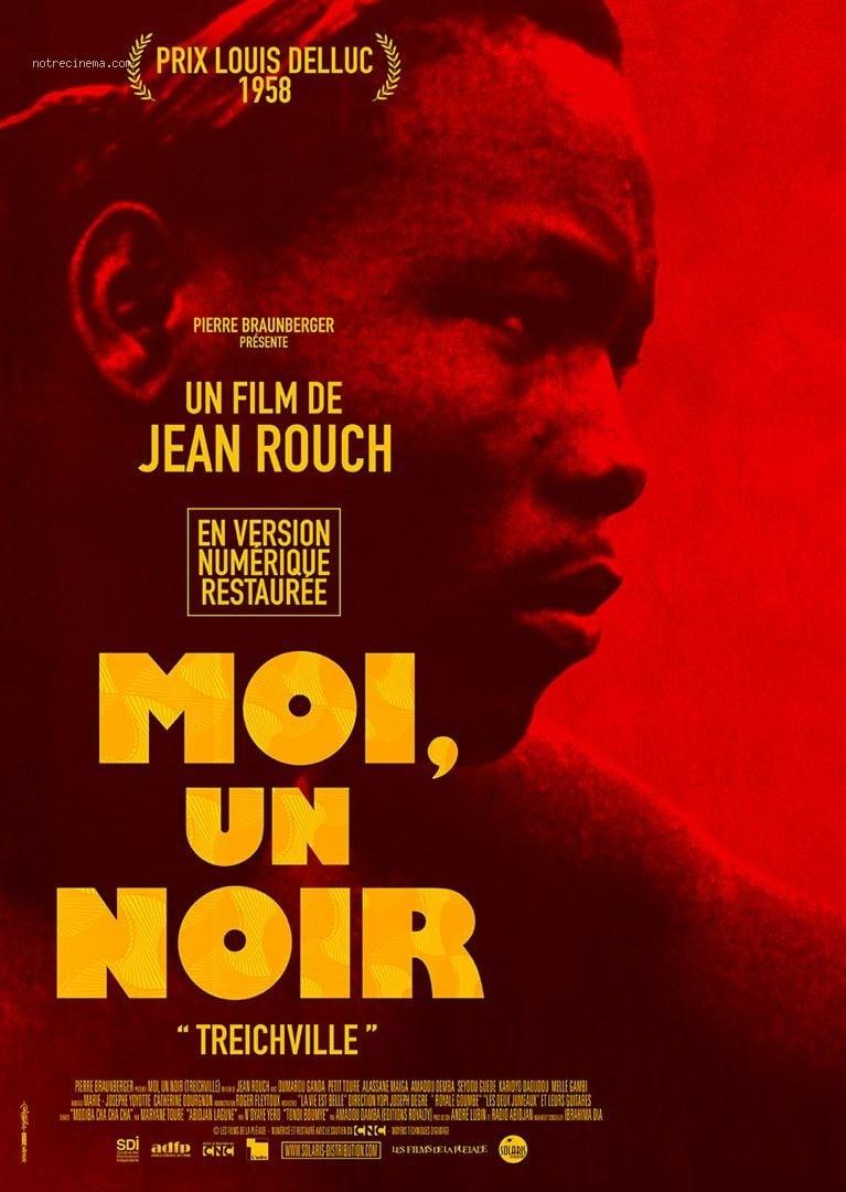 voir film Moi, un noir streaming