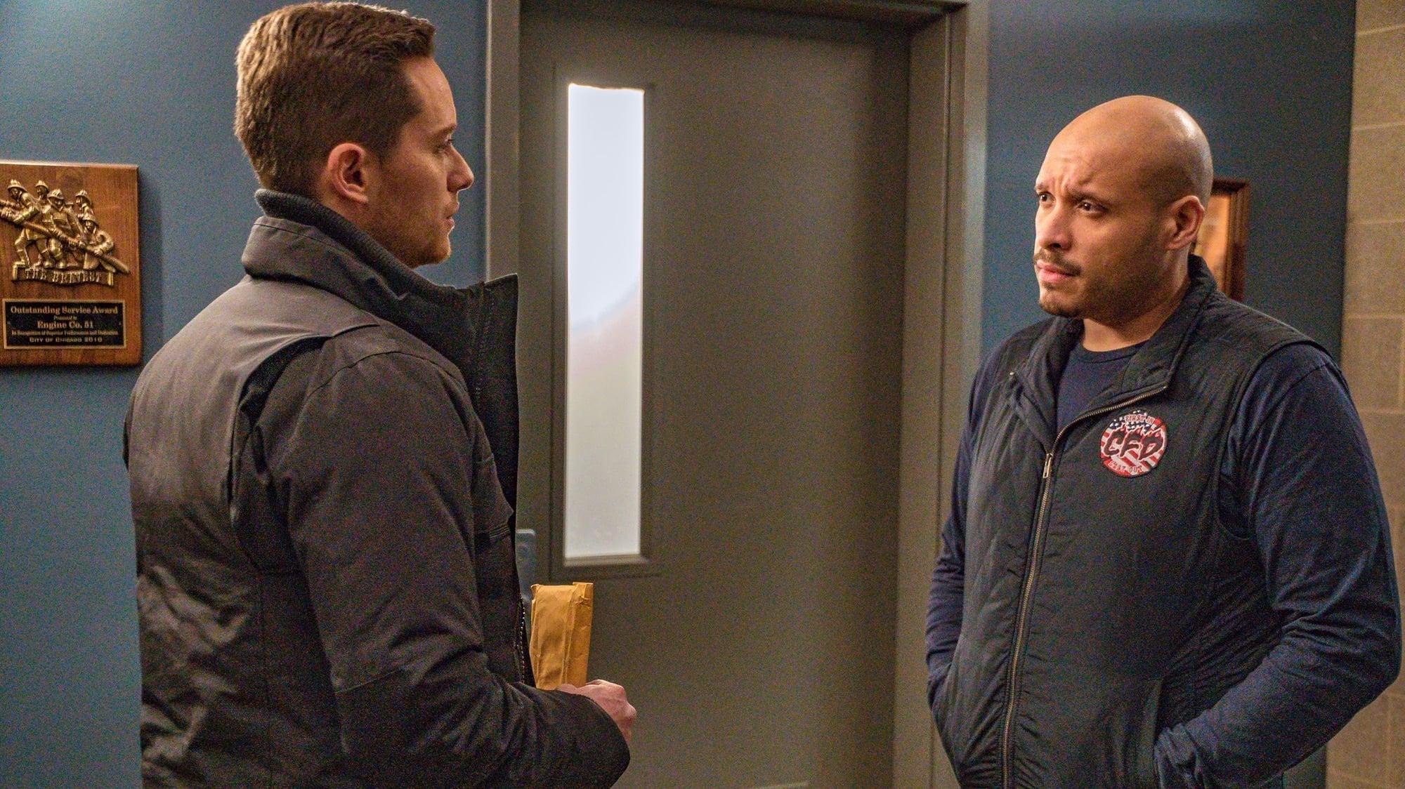 Chicago P.D. Season 6 :Episode 15  Good Men (II)