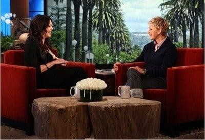 The Ellen DeGeneres Show Season 9 :Episode 45  Lauren Graham
