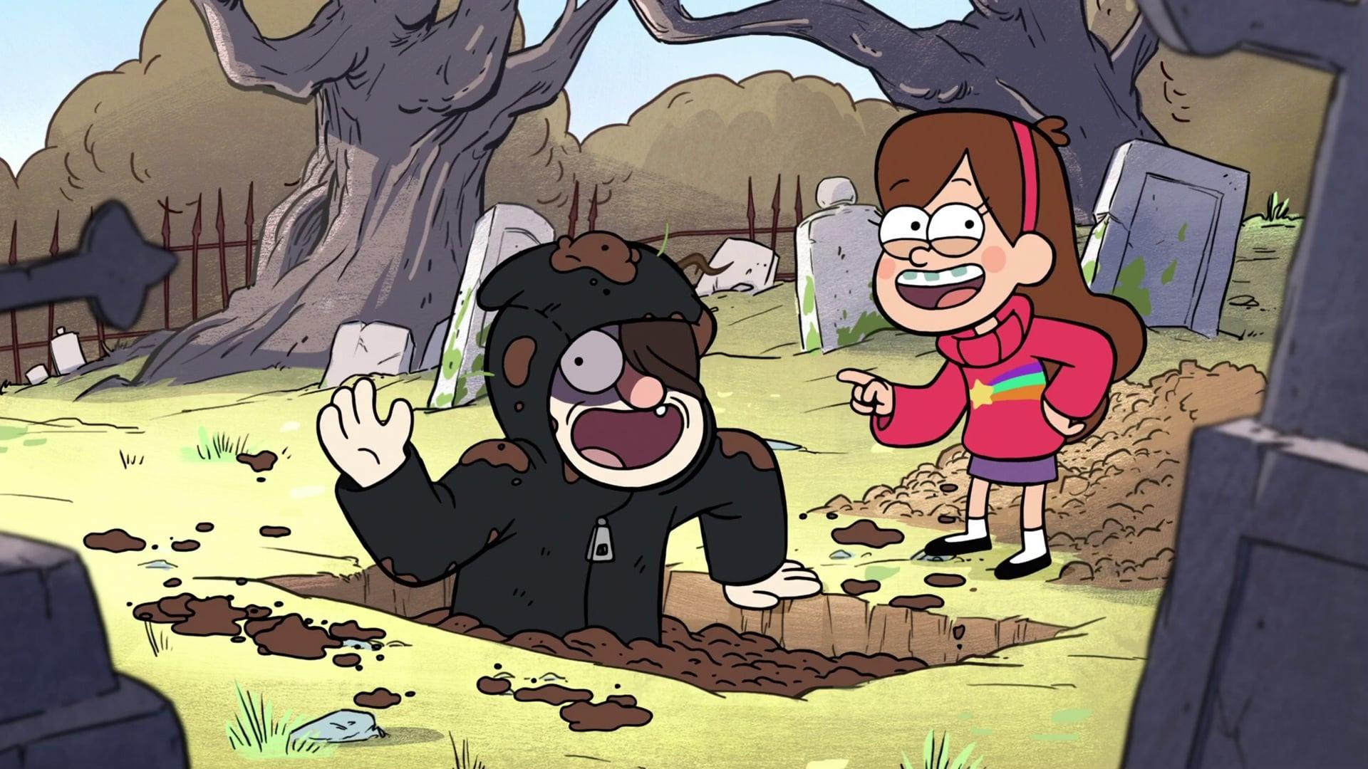 Souvenirs de Gravity Falls Saison 1 Episode 1