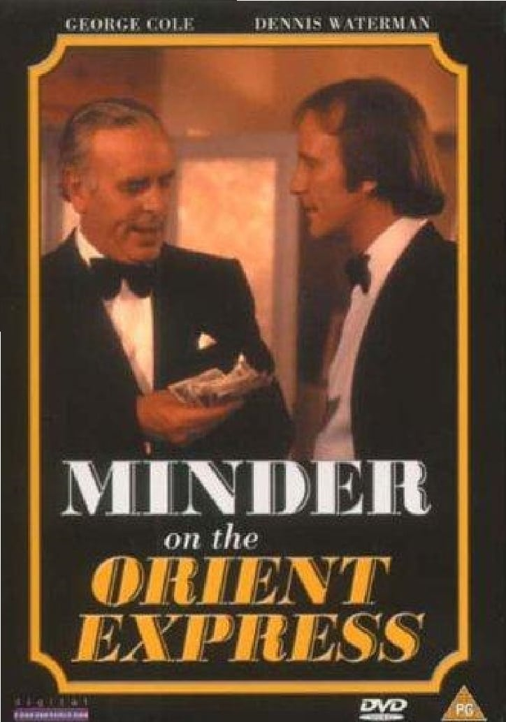 Ver Minder on the Orient Express Online HD Español (1985)