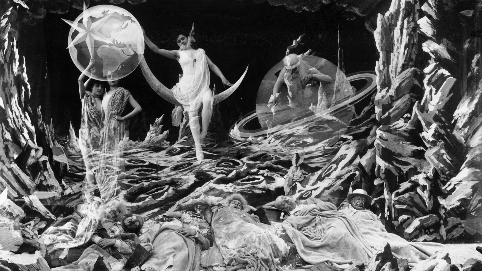 A Trip To The Moon 1902 Moviesfilm Cinecom