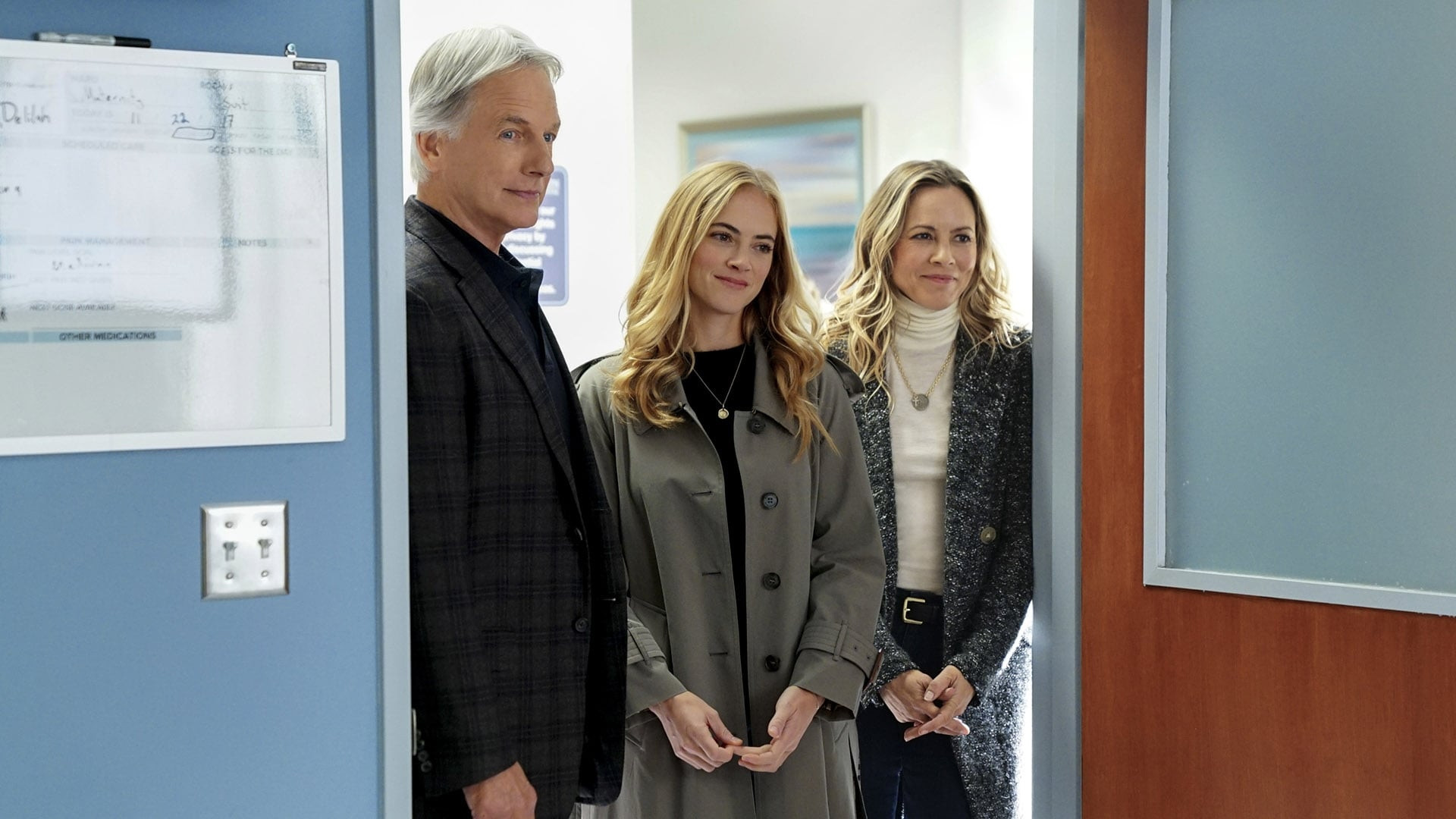 NCIS Season 15 :Episode 9  Ready or Not
