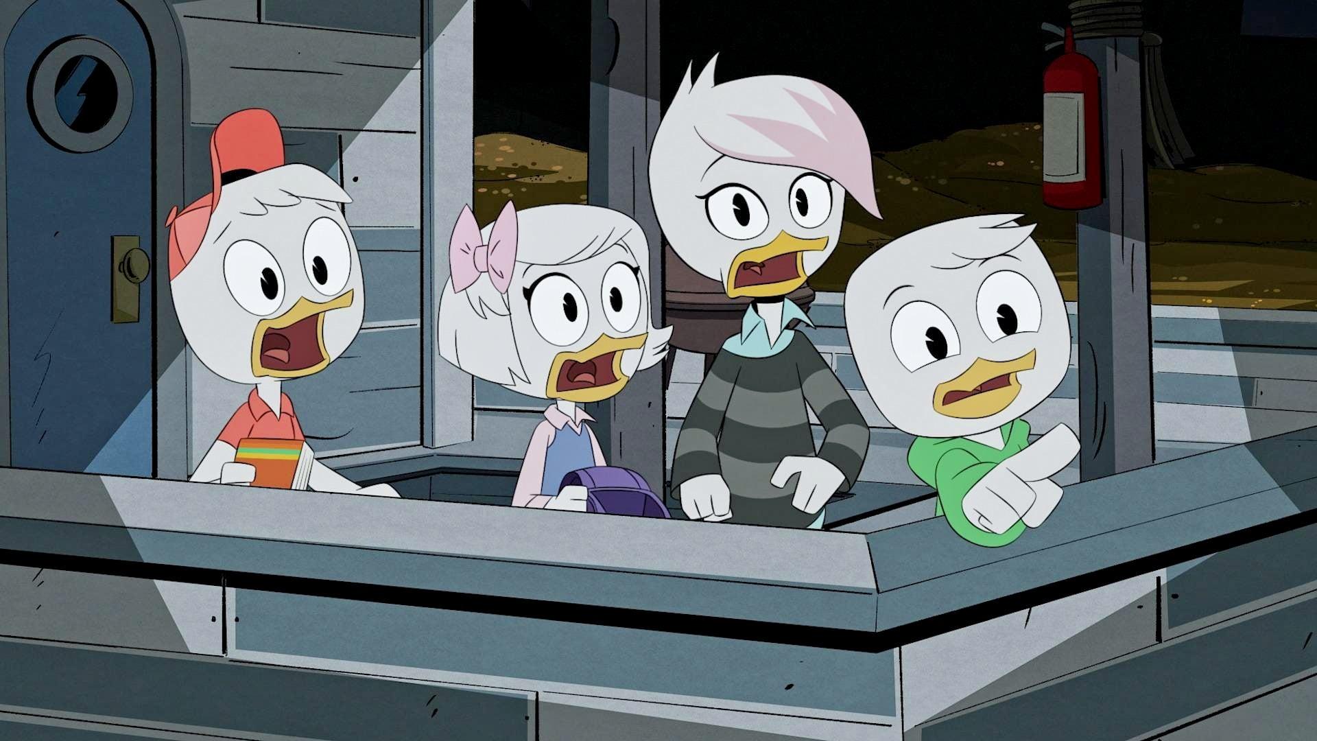 DuckTales Season 1 :Episode 14  JAW$!