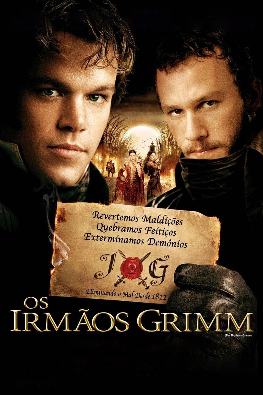 Os Irmãos Grimm Dublado