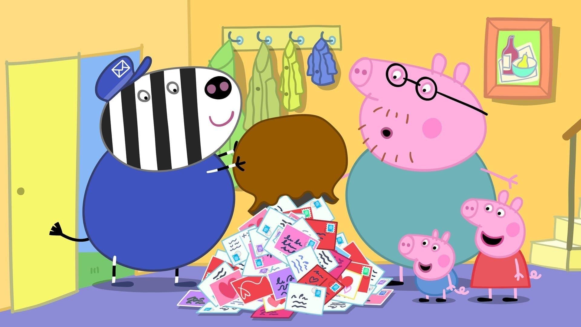 Peppa Pig Season 6 :Episode 27  Valentine's Day