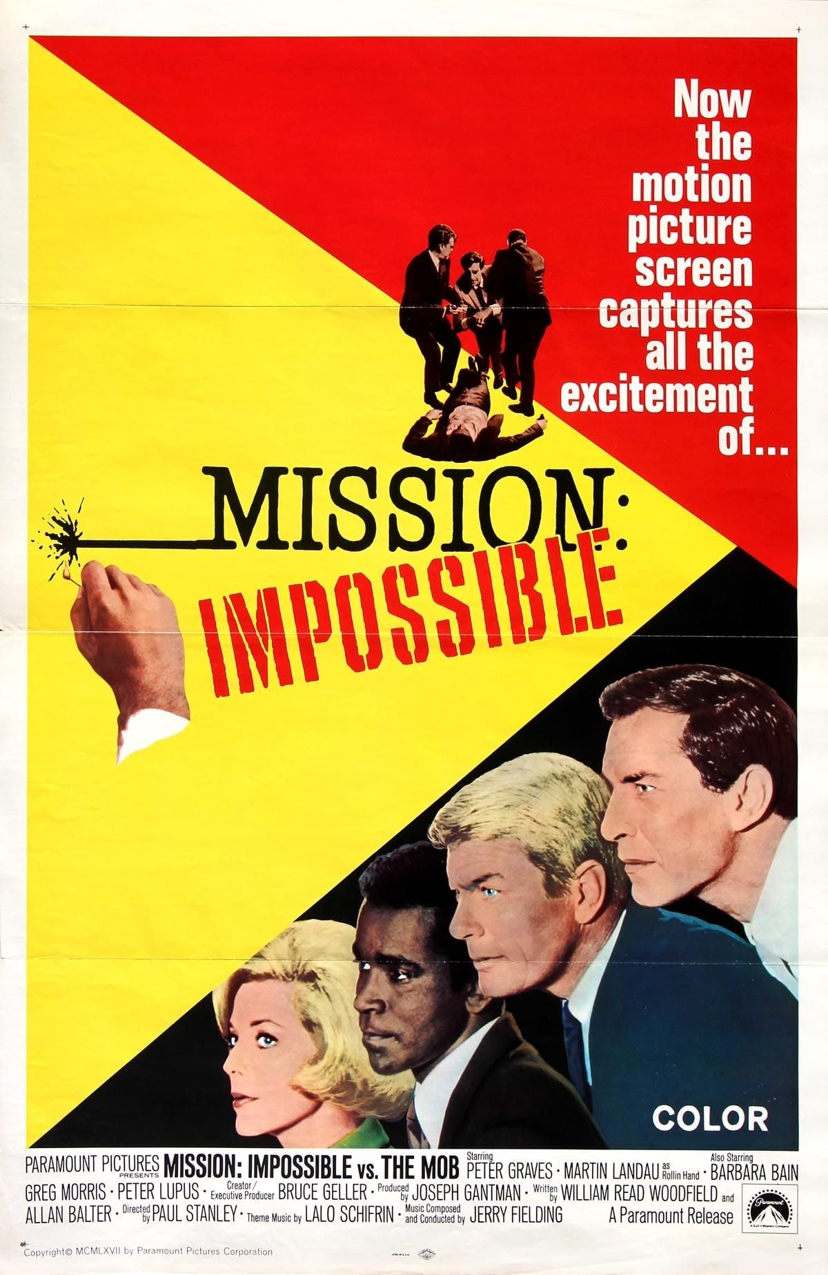 Mission: Impossible vs. the Mob (1969)