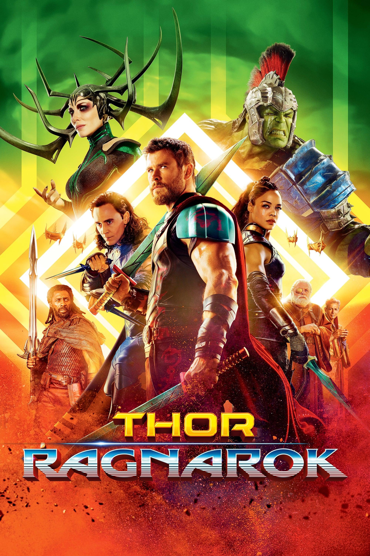 Thor: Ragnarok (2017) HD 720P LATINO/INGLES