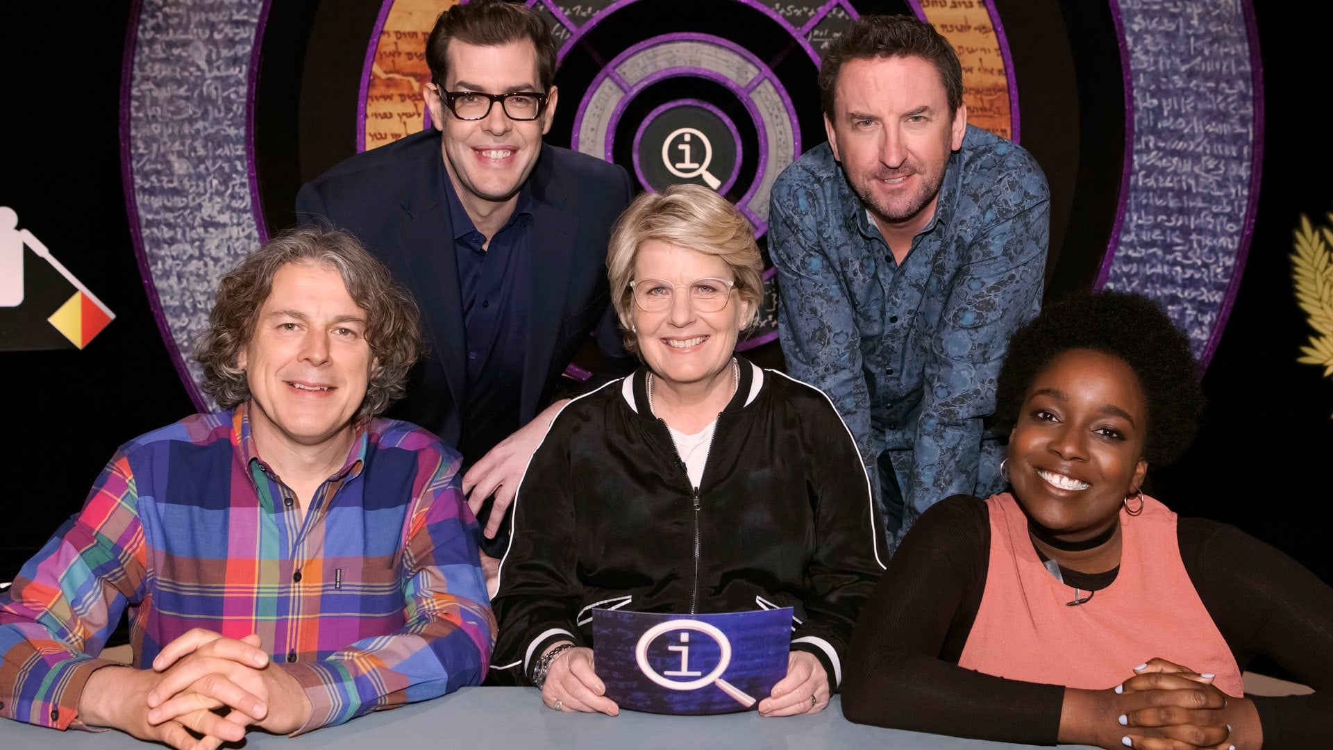 QI Season 14 :Episode 7  Naked Truth