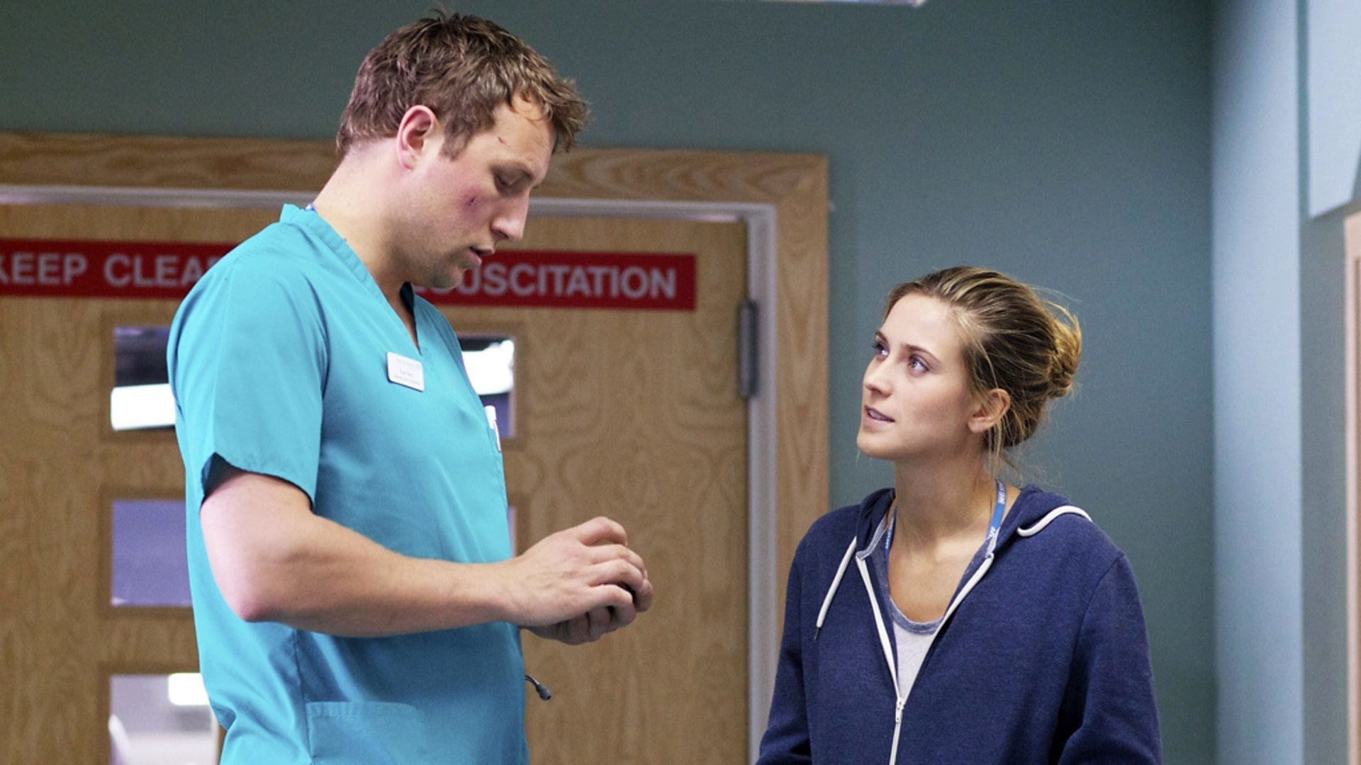 Casualty Season 27 :Episode 3  Rock, Paper, Scissors