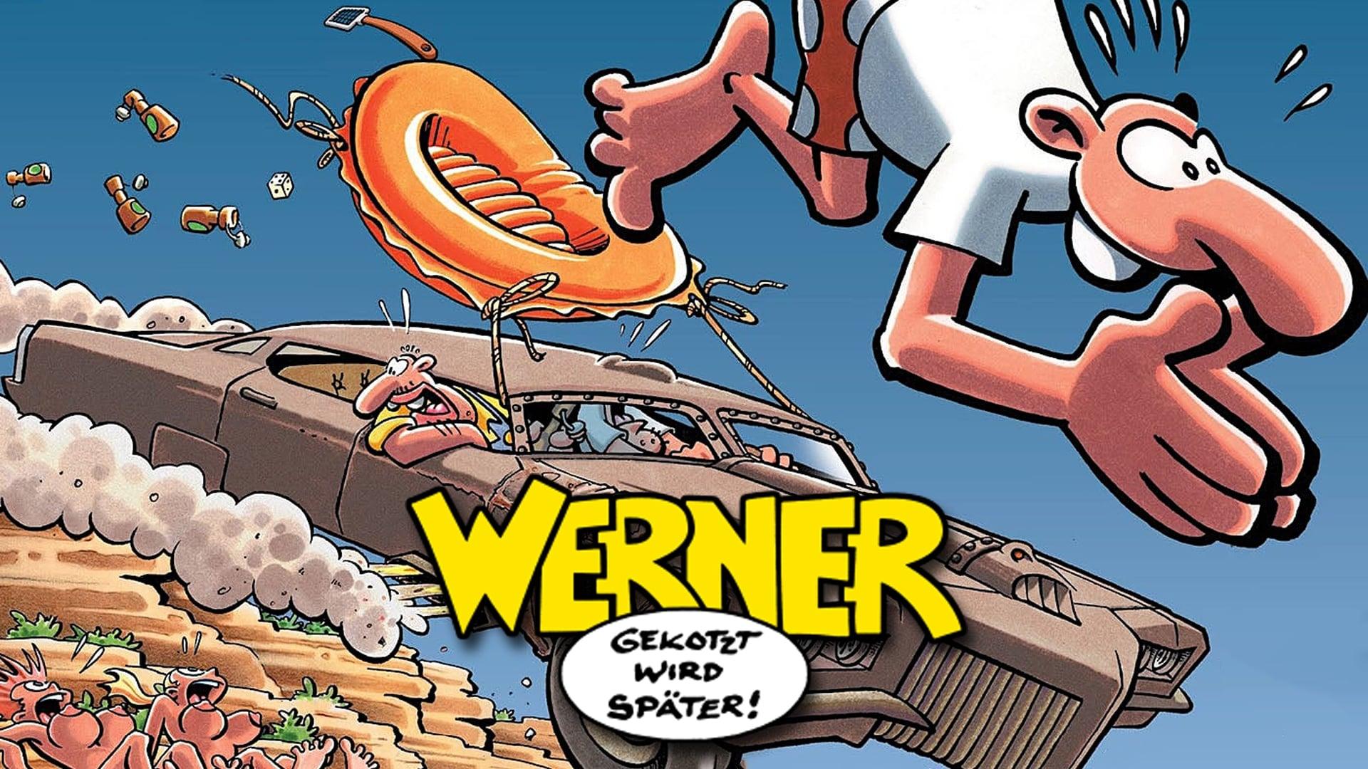Werner Gekotzt Wird Später Stream