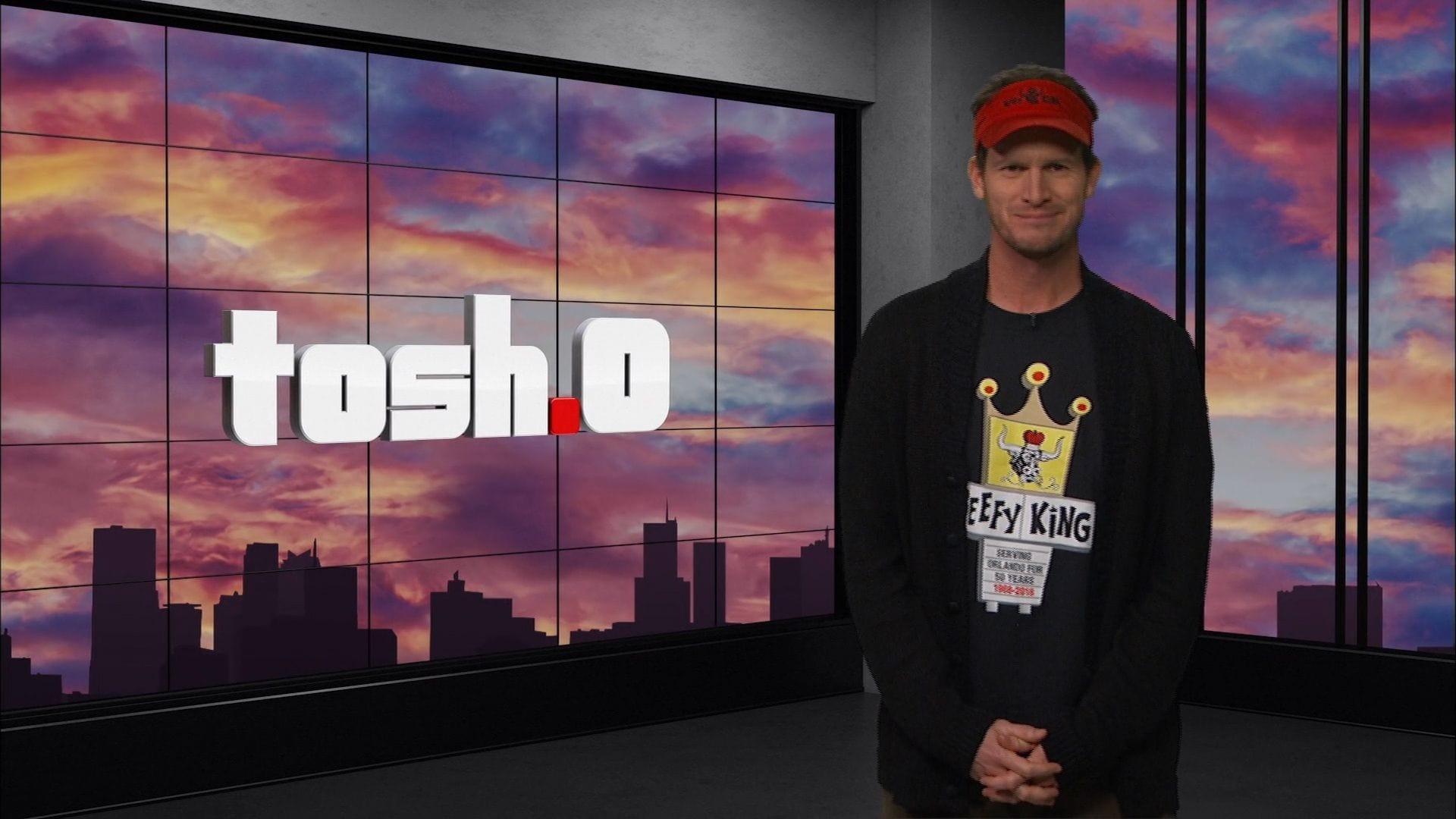 Tosh.0 Season 11 :Episode 1  Hard Rock Nick