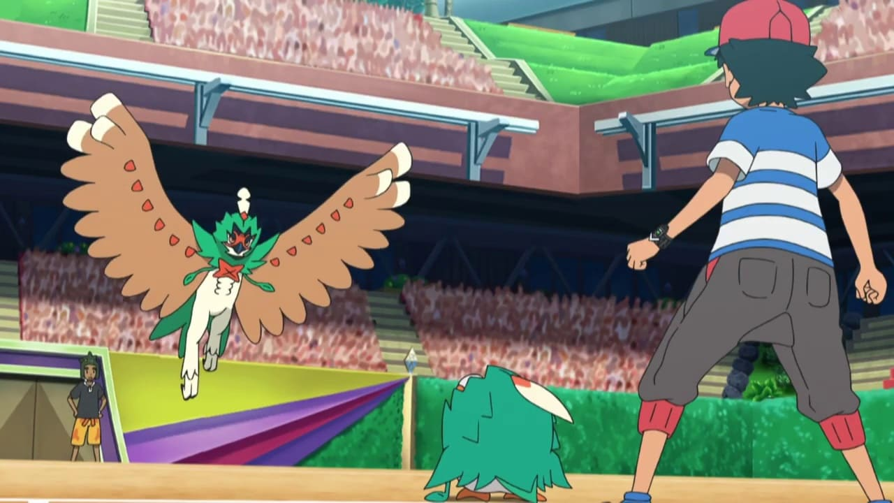 Pokémon Season 22 :Episode 40  Imitation is the Sincerest Form of Strategy