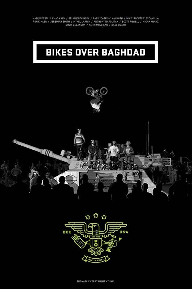 Bikes Over Baghdad on FREECABLE TV