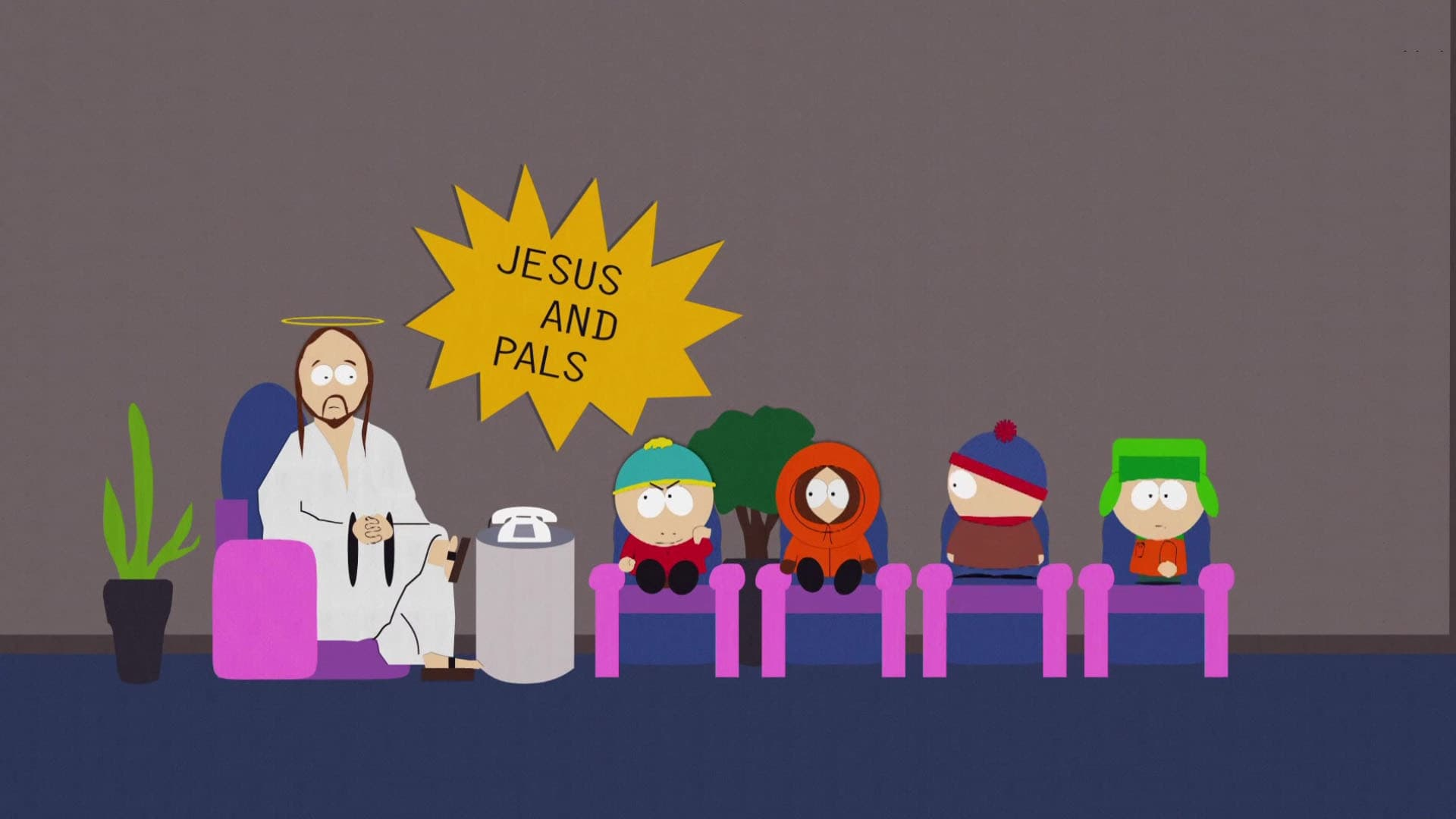 South Park Season 4 :Episode 15  Fat Camp