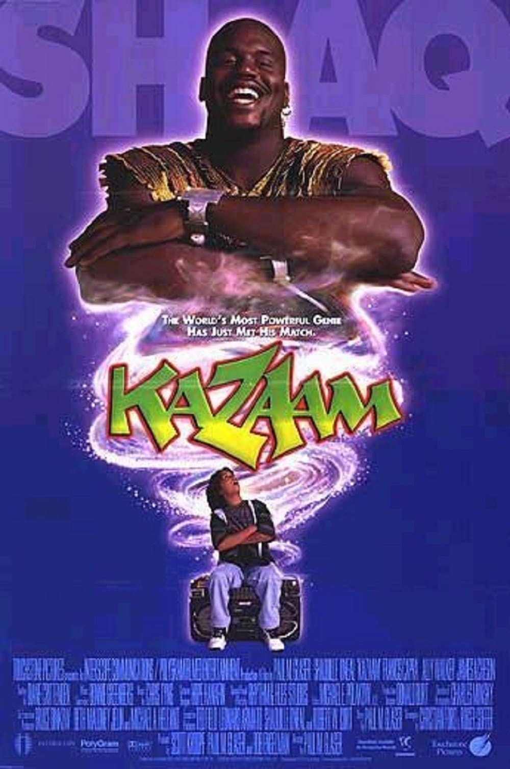 Kazaam (1996) • movies.film-cine.com