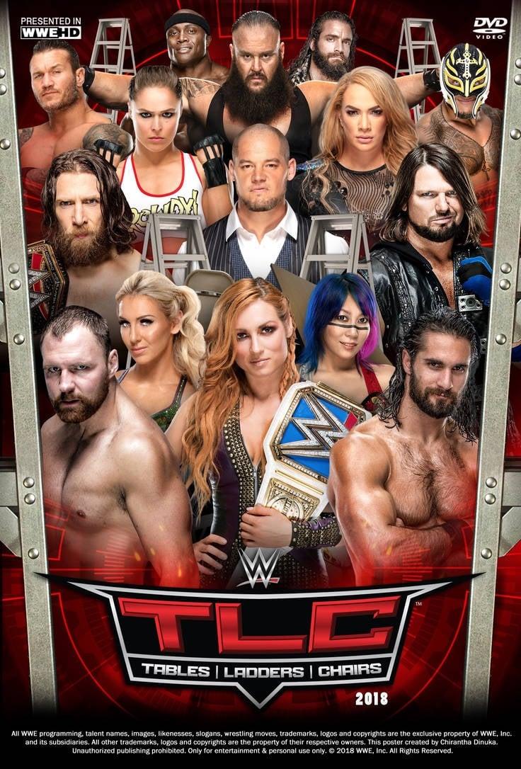 WWE TLC 2018 (2018)