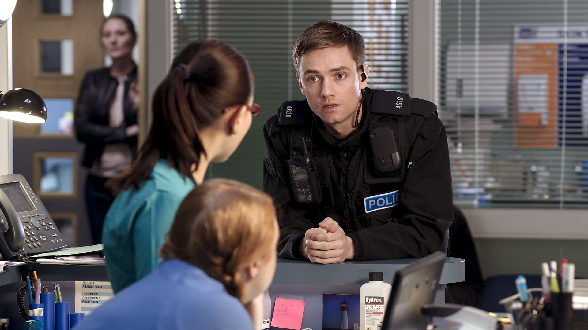 Casualty Season 29 :Episode 10  Deadfall